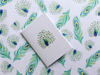 Peacock, Ruth Goodwin Designs