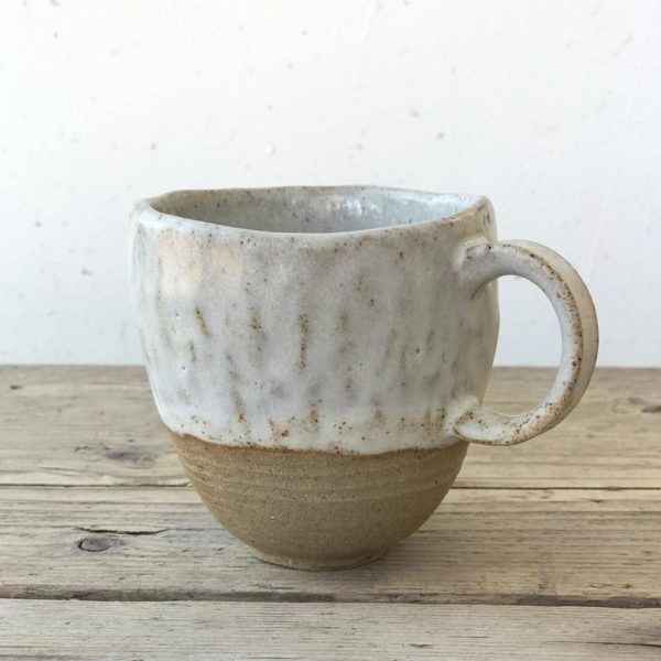 Oldfield Pottery, pinch mugs