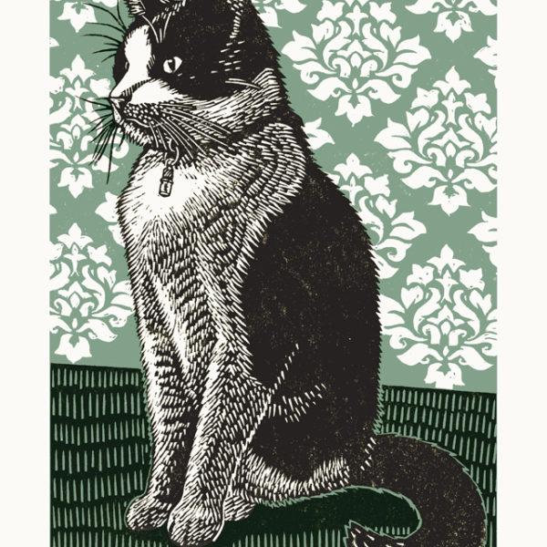 Otto No.3 A3 poster-print