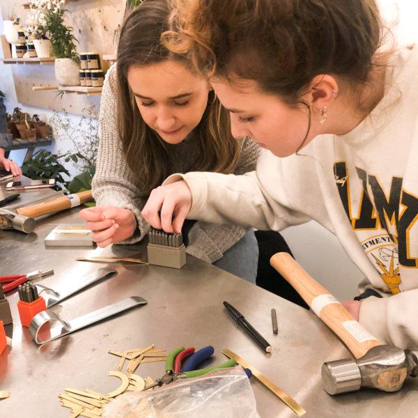 Make and Create - Feminist Necklace Jewellery Workshop, Empowering Workshops, Creative Mental Health Workshops