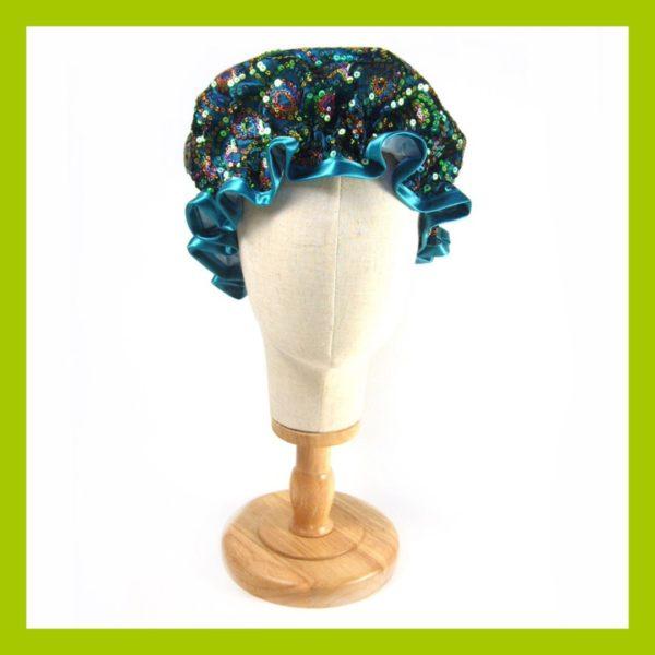 Glamorous Shower Hat