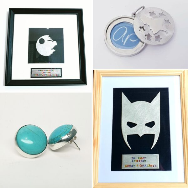 Recent commissions by AP Metalsmith