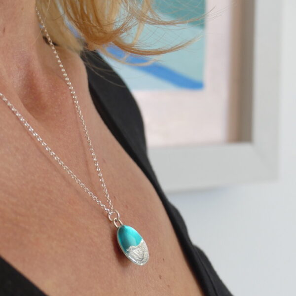 Moonstruck collection Turquoise Design Vaults