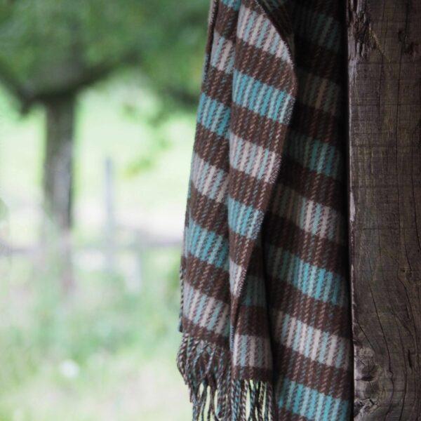 Loopy Ewes Tweed Blanket