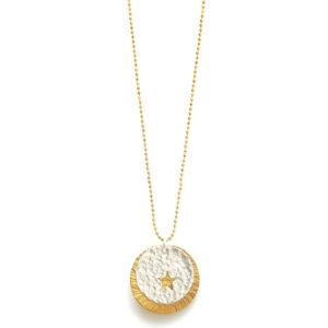 Peek a Boo Star Sunburst Necklace Design Vaults