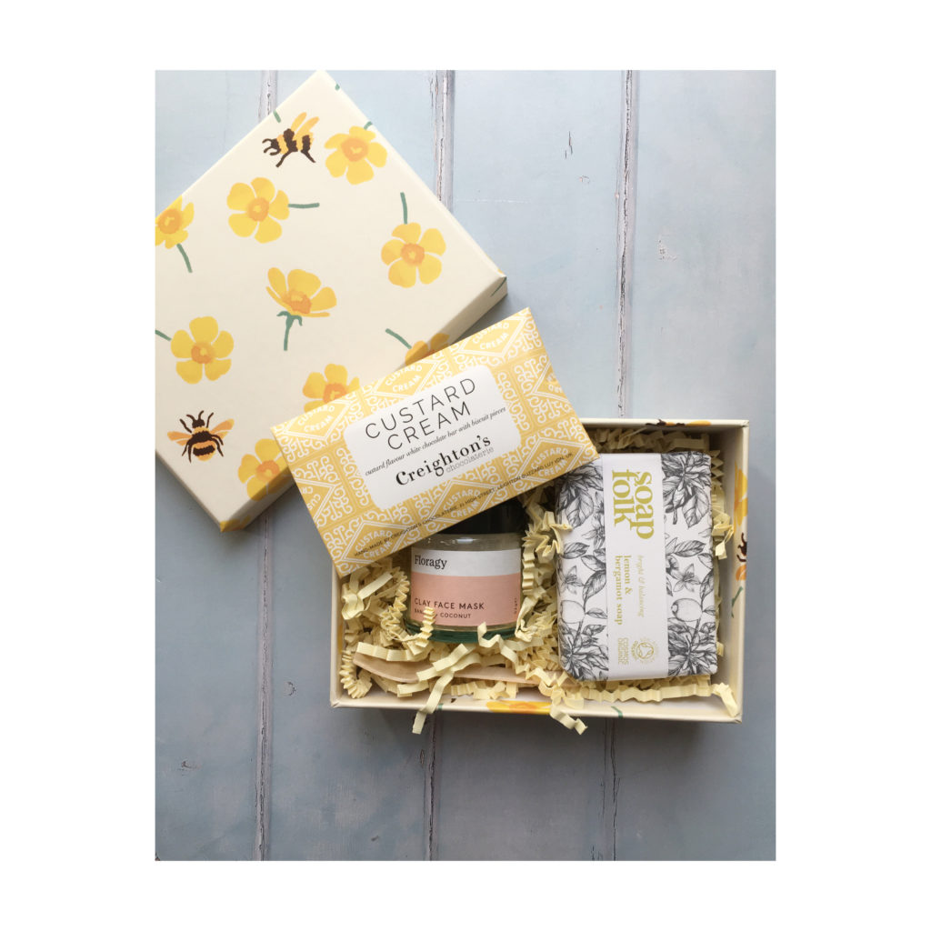 Gift box, gifts for her