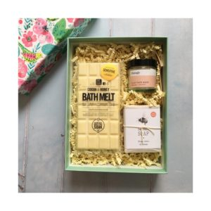 Gift Box, gifts for her, honey gifts
