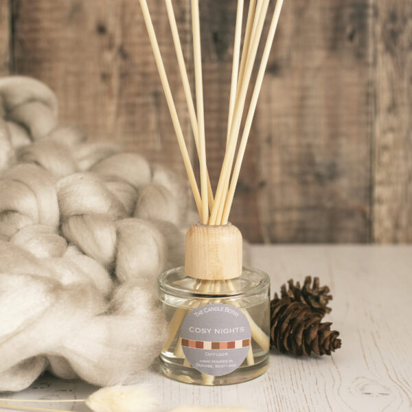 cosy nights reed diffuser
