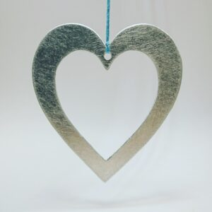 Wedding anniversary heart by Anna Pearson Metalsmith