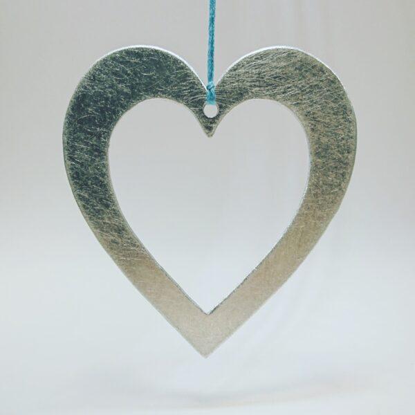 Wedding anniversary heart by Anna Pearson Metalsmith