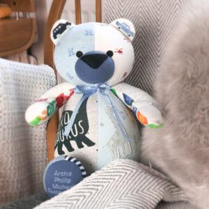 My Ooo Bear, Memory Keepsake Bear