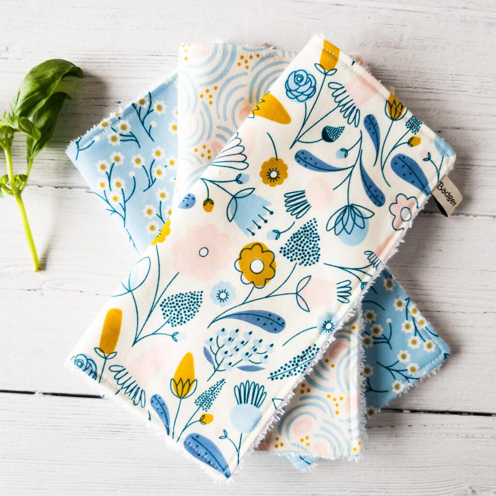 Badger and Bobbins Paper-Less Kitchen Towel