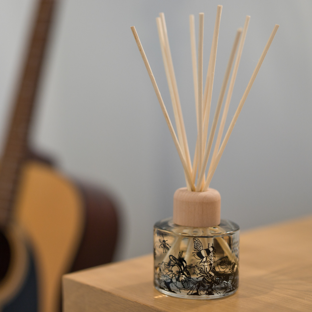 Unnaaty, Oats And Honey Reed Diffuser