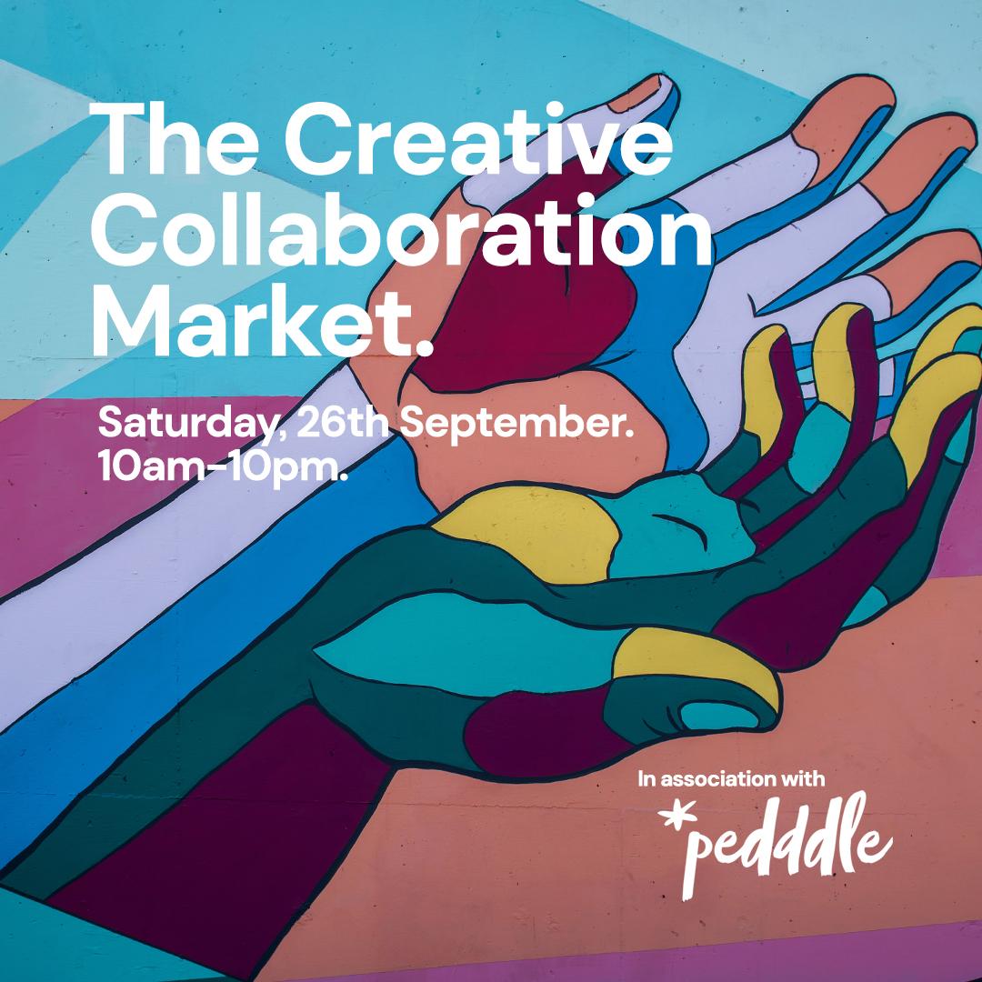 The Creative Collaboration Market, Pedddle