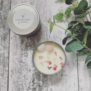 Revitalising Fragranced candle