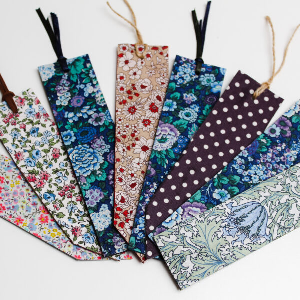 Floral Linings Bookmarks