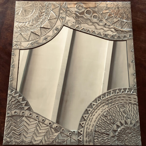 Archives Crafts Art-Deco-Sun-mirror