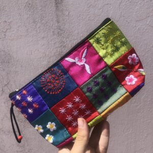 AnakhoT, Handmade patchwork purse