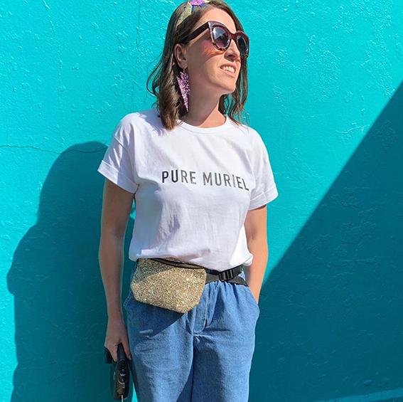 CT Threads Muriel, organic cotton t-shirt