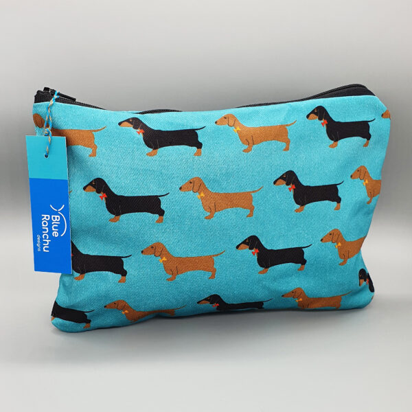 Dachshunds accessories/make-up bag
