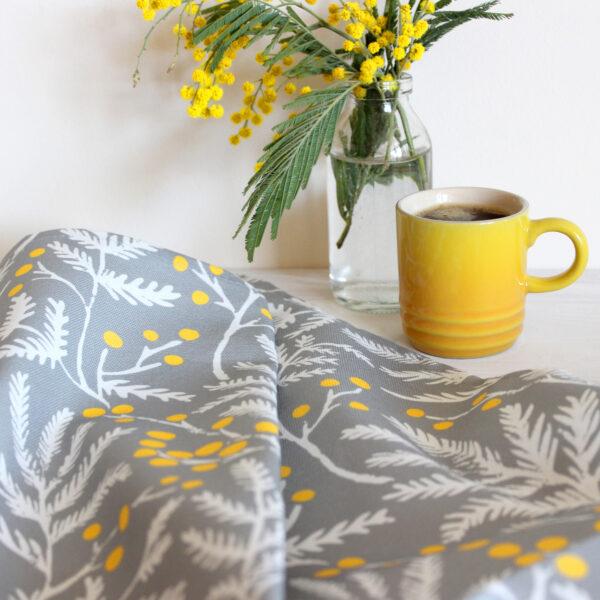 Natalie Laura Ellen, Mimosa tea towel