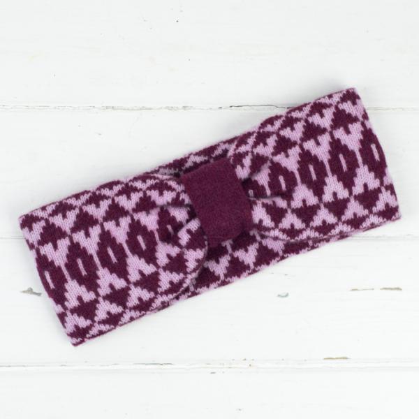 Miss Knit Nat headband
