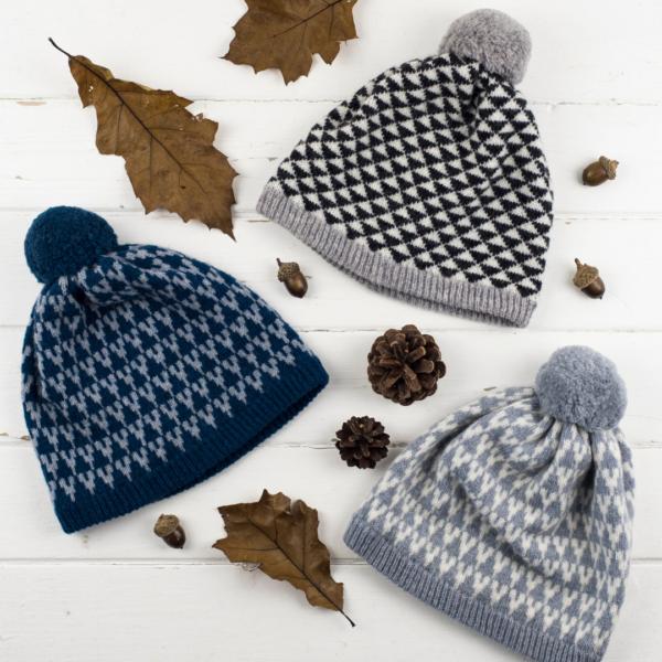 Miss Knit Nat hats