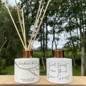 Kind Heart - Wintertime Room Diffuser social enterpise ayrshire scotland