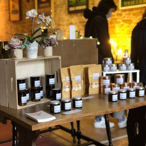 The Atworth Artisan_Flora and Wick candles