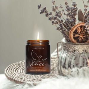 Inessence Essential Oil Candle