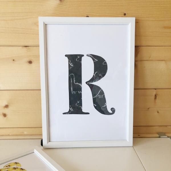 Your 1st Adventures Framed - Letter