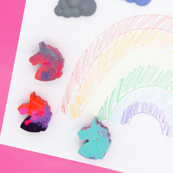 Unicorn Crayons