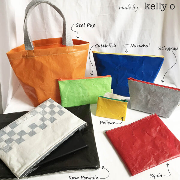 made by kelly o upcycled accessories