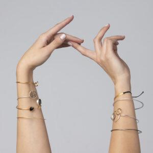 Ornato - Contemporary minimalist handmade jewellery