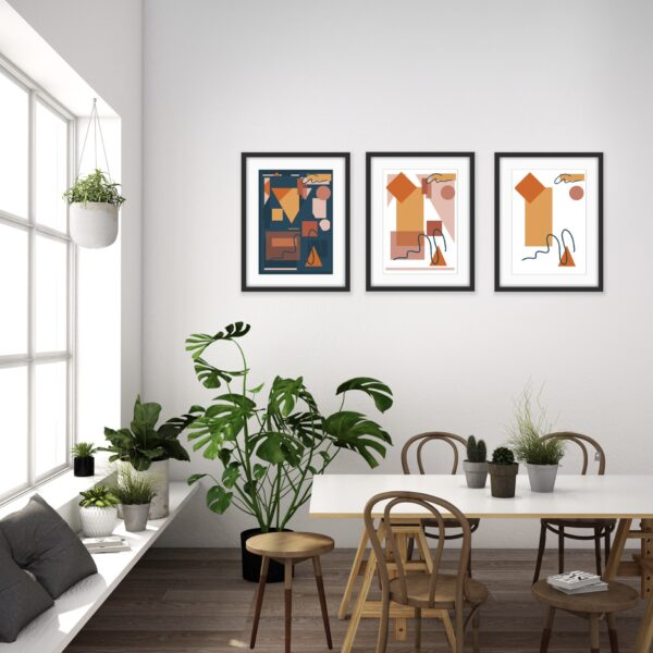 Colourful digital prints by ForrSsa