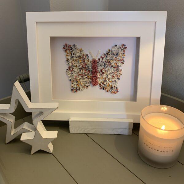 Fleur de L'amour, butterfly