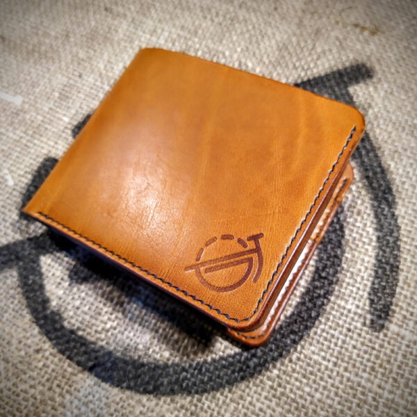 Oliver Foulds, Soldier wallet in tan leather