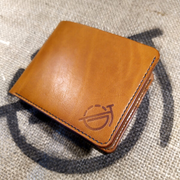 Oliver Foulds, Soldier wallet in tan