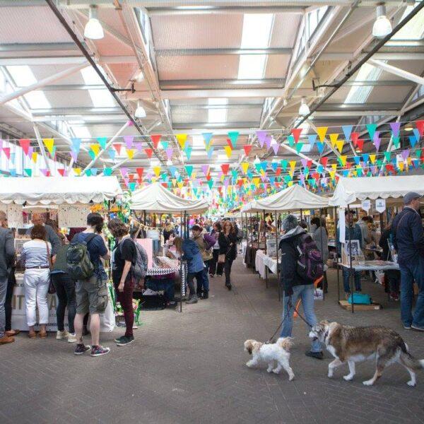 the fairy tale fair craft fair brighton open market
