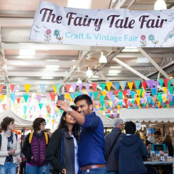 the fairy tale fair craft market