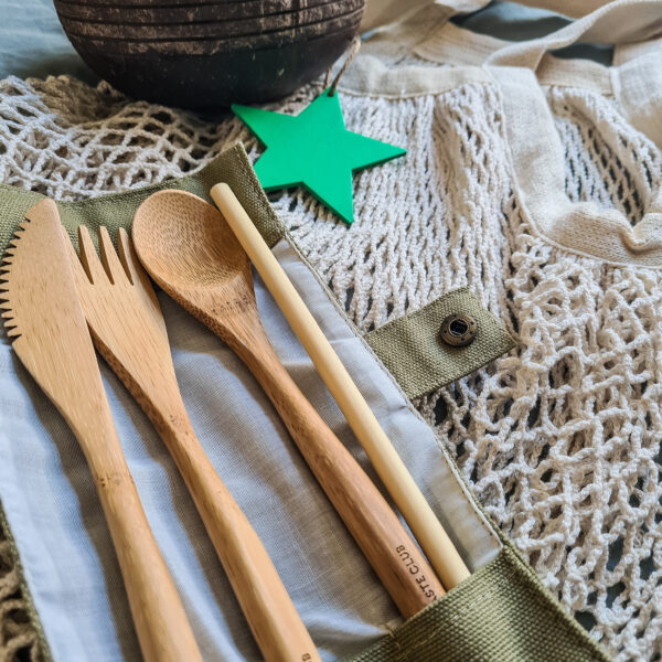 Plastic free and reuseable Picnic set.