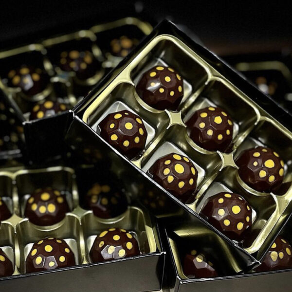 Cocoa Drop, boxed chocolates
