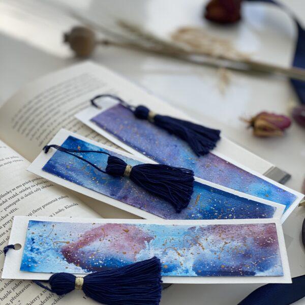 Little Sky Arts, Galaxy bookmarks