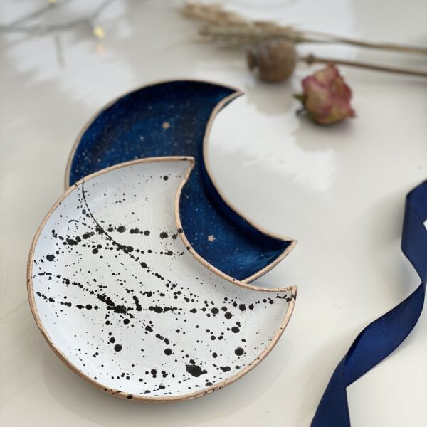 Little Sky Arts, Crescent moon dishes