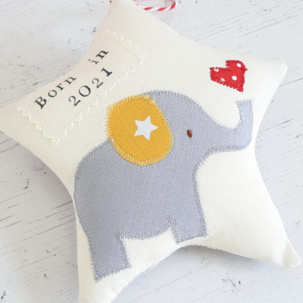 A Life Sew Simple, Born in 2021 baby gift