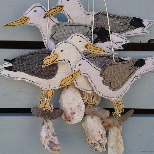 Mae Kandoo Hanging Seagull