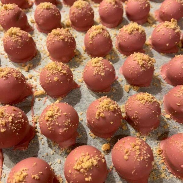 Cocoa Drop, Chocolate truffles