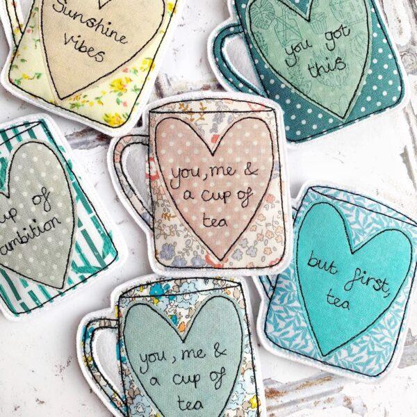 Tink&Reu   Positive Mug Decoration
