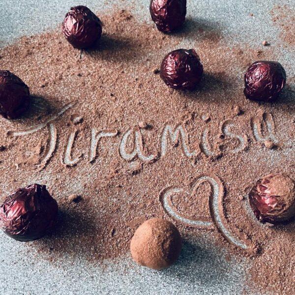 chocolate truffles, cocoa drop