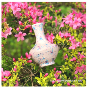 Speckled Ceramic. Summer Market